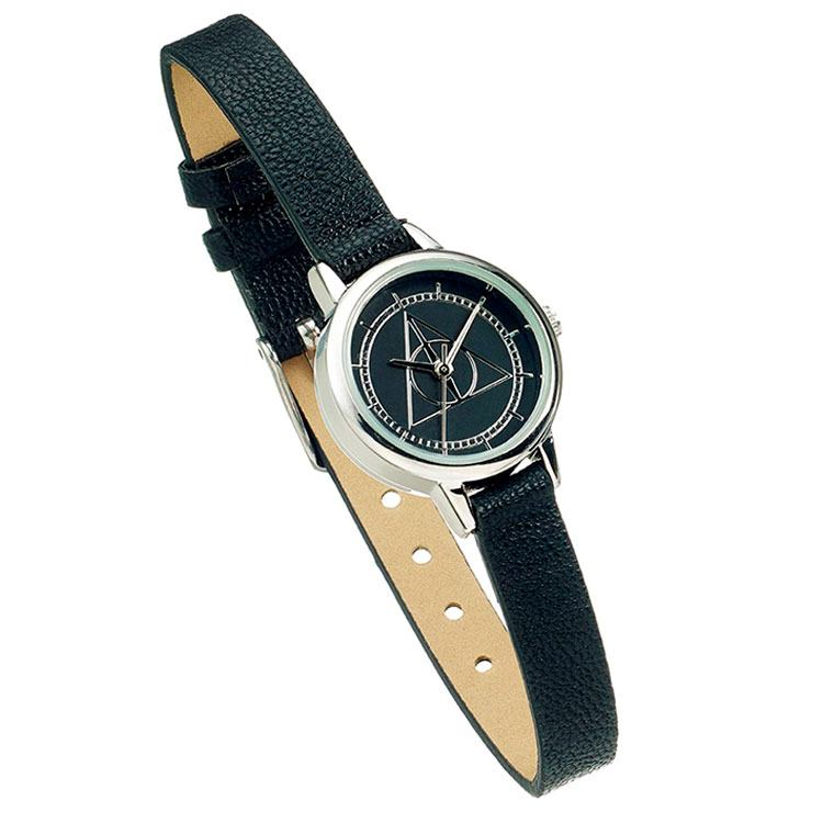 Harry Potter Black Deathly Hallows Watch