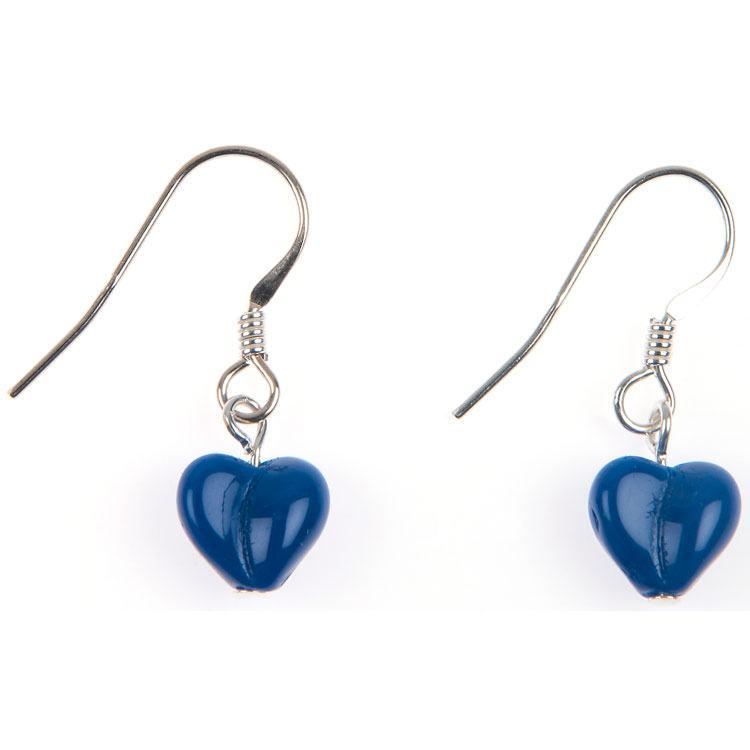 carrie elspeth blue kisses earrings