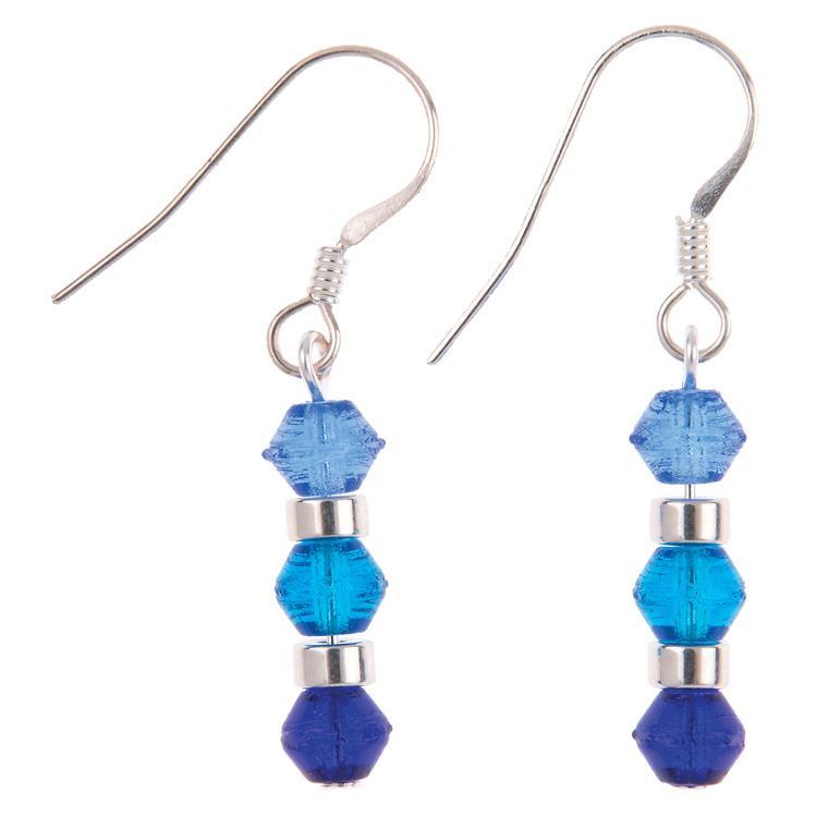 carrie elspeth blues mini rainbow earrings