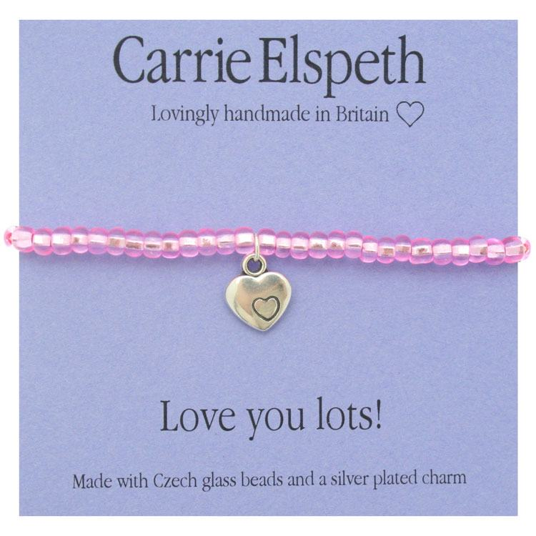 carrie elspeth love you lots children