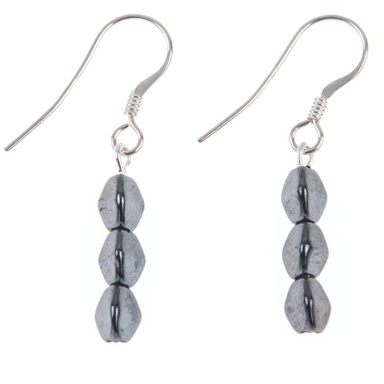 carrie elspeth platinum chic earrings