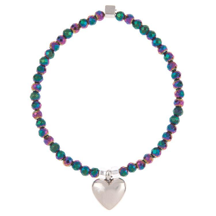 carrie elspeth plump heart keepsake bracelet