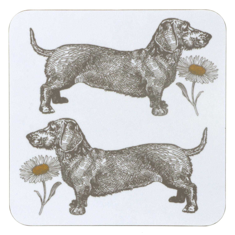Thornback & Peel Dog & Daisy Pot Stand