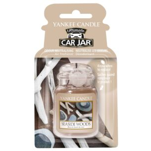 Yankee Candle Seaside Woods Car Jar Ultimate