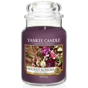 Moonlit Blossoms Large Jar Candle