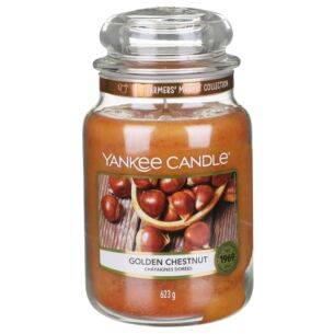 Golden Chestnut Large Jar Candle