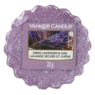 Dried Lavender & Oak Wax Melt Tart