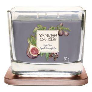 Yankee Candle Fig & Clove Medium Elevation Candle