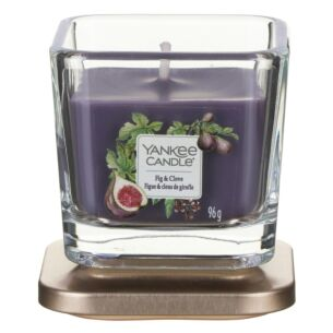 Yankee Candle Fig & Clove Small Elevation Candle