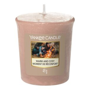 Warm & Cosy Votive Candle
