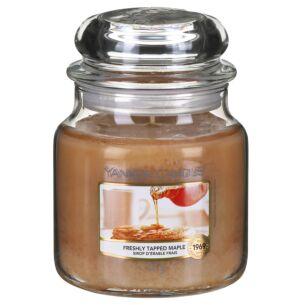 Freshly Tapped Maple Medium Jar Candle