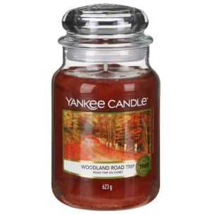 Woodland Road Trip Large Jar Candle