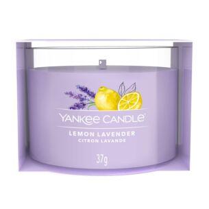 Lemon Lavender Single Filled Votive