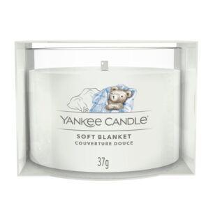 Soft Blanket Single Filled Votive