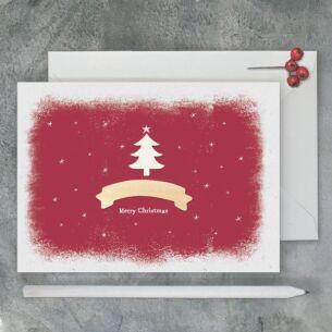 East of India 'Merry Christmas' Christmas Card