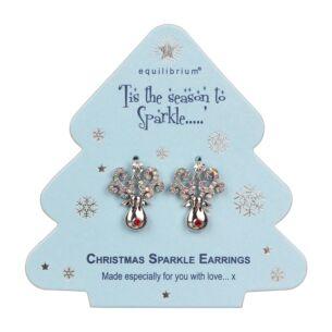 Season to Sparkle Reindeer Earrings