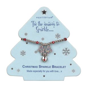 Season to Sparkle Reindeer Bracelet