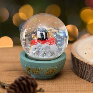 Noah's Ark Medium Snow Globe