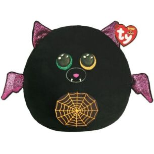 "Eerie Bat 14"" Halloween Squishaboo"