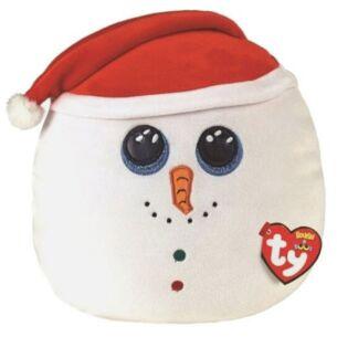 "Flurry Snowman 14"" Christmas Squishaboo"