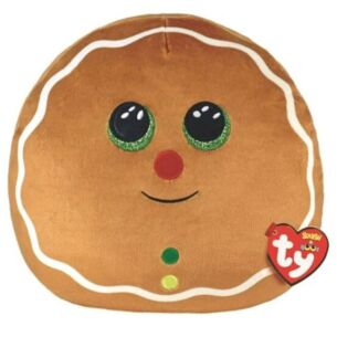 """Cookie Gingerbread 14"""" Christmas Squishaboo"""