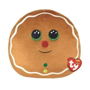 """Cookie Gingerbread 10"""" Christmas Squishaboo"""