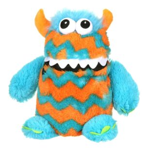 Worry Monster – Blue & Orange