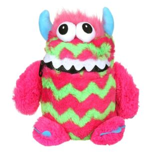 Worry Monster – Pink & Green