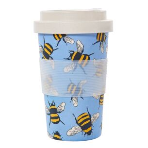 Eco Chic Bumblebees Bamboo Travel Cup