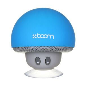 Boom Mini Mushroom Speaker - Blue