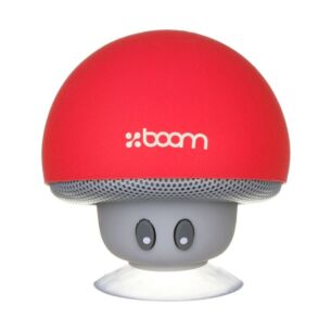 Boom Mini Mushroom Speaker - Red