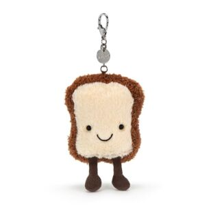 Jellycat Amuseables Toast Bag Charm