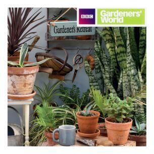 Gardeners' World - Gardener's Retreat Greeting Card