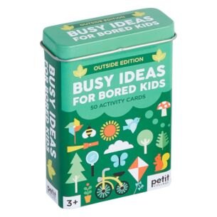 'Outside Edition' Busy Ideas For Bored Kids