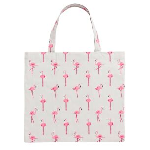Flamingos Folding Shopping Bag