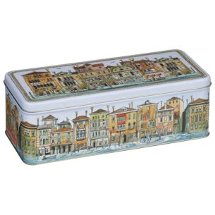 Venice Architecture Long Deep Rectangular Tin