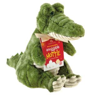 Crocodile Snuggable Hottie