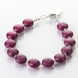 Cranberry Moons Bracelet