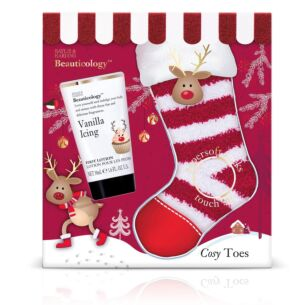 Rudolf Foot Lotion & Sock Set