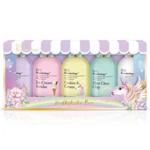 Beauticology Unicorn 5 Piece Gift Set
