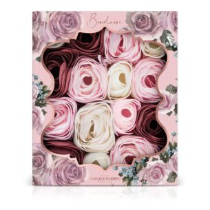 Baylis & Harding Boudoire Velvet Rose & Cashmere Rose Petal Soap
