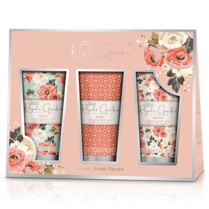 Royale Garden Set of 3 Hand Cream