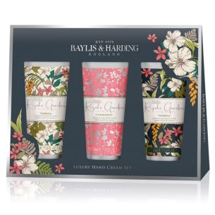 Royale Garden Set of 3 Hand Cream