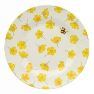 Buttercup Bamboo Plate