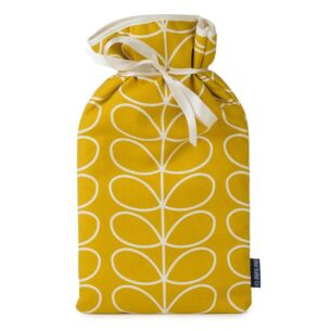 'Linear Stem Dandelion' Hot Water Bottle