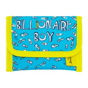'Billionaire Boy' Wallet