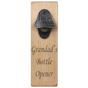 Grandad's Bottle Opener