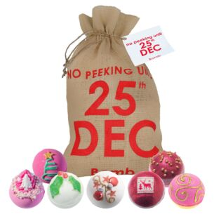 25th of December Sack Gift Set