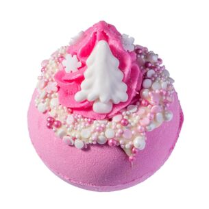 Pink Christmas 160g Bath Blaster