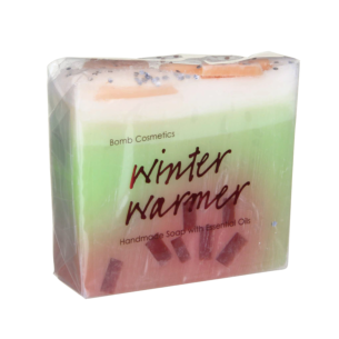Winter Warmer 100g Soap Slice